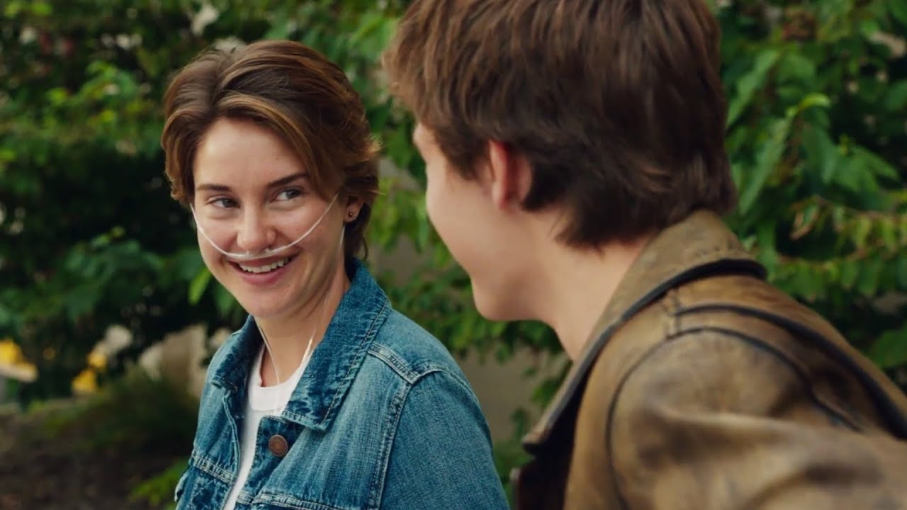 The Fault In Our Stars Trailer - YouTube