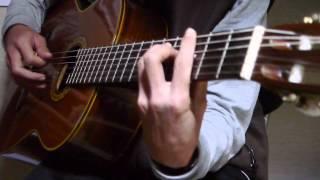 Đứa Con Tội Lỗi - Guitar đệm hát [HD]