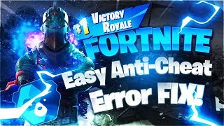 Fortnite Easy Anti-Cheat Error Fix -[2 Solutions]