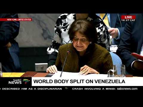 LIVE: UN Security Council meet over Venezuela crisis