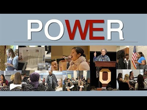 POWER at the John Glenn College of Public Affairs