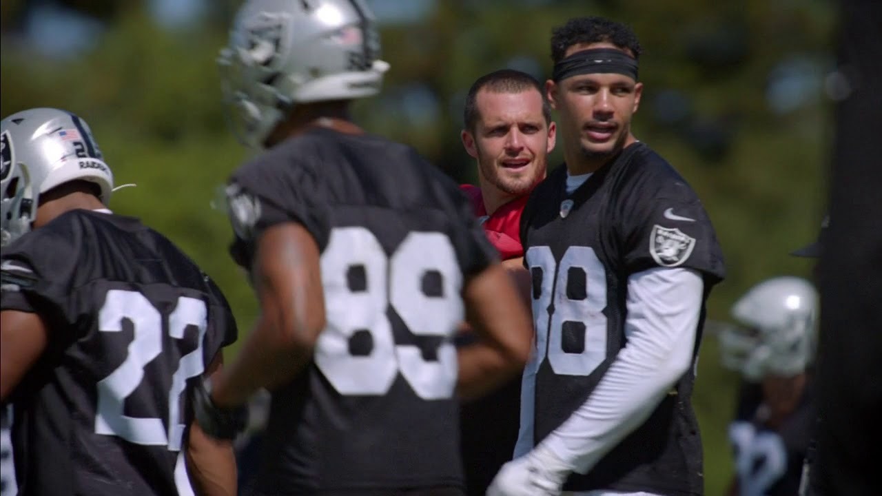 Hard Knocks - Season 14 Episode 4 - Training Camp with the Oakland Raiders - #4