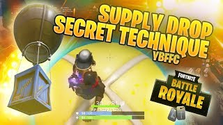 SUPPLY DROP SECRET TECHNIQUE #27 Fortnite on Your Best Friends Fortnite Channel