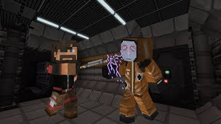Minecraft AVP Mod Spotlight –  Alien Isolation Stun Batons, Blast Doors & Security Access Tuners