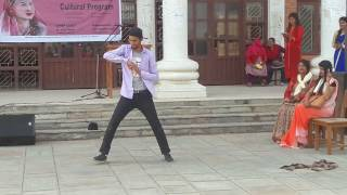New songs of Durgesh Thapa mix Dance by Deepak Pandey