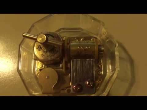 手作りオルゴール♪Musical Box Assembly 六甲オルゴールミュージアムRokko International Musical Box Museum ♪ Japan ♪