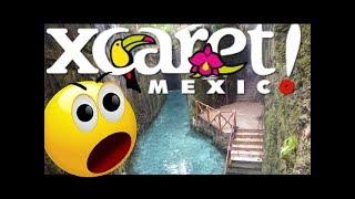 Parque Xcaret Cancun Mexico Parte 1 Parque Xcaret Videos 2018