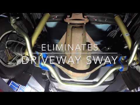 Repeat Installing new bilstein shocks on rear of motorhome