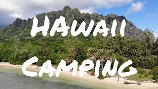 Wir fliegen nach HAWAII | CAMPING auf OAHU | Ratgeber | Weltreise Vlog