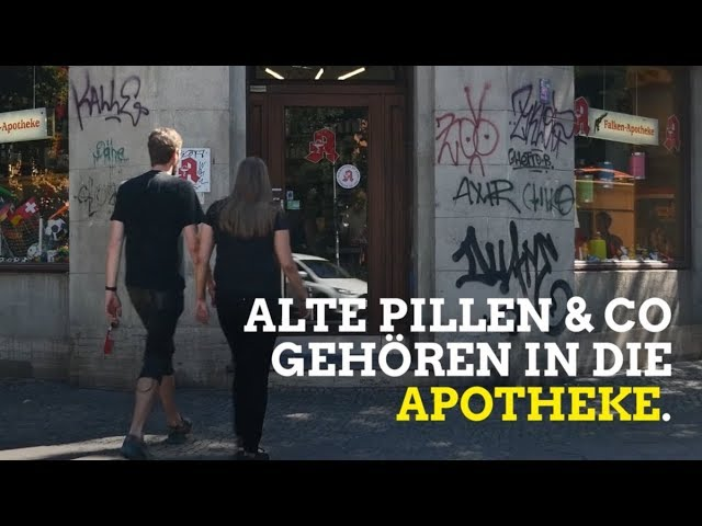 Berliner Wasser – Folge 3: Abgelaufene Medikamente nicht ins Klo
