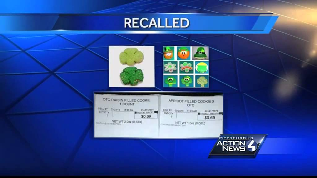 Giant Eagle recalls products for undeclared milk allergen