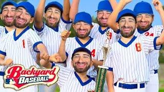 Backyard Baseball 2003 | WHEN DID I GET GOOD AT THIS?! (Funny Moments)