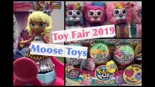 Toy Fair 2019: Moose Toys – New Wrapples, Happy Places, Lil Secrets, Pikmi Pops, Little Live & More