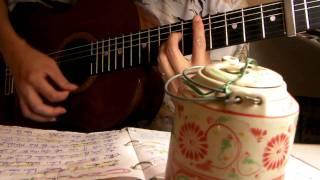 Còn Một Buổi Chiều. Từ Công Phụng, 1966. Guitar Solo.