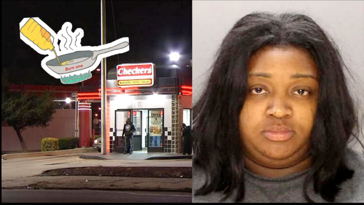 Philly Fast Food Worker Arrested For Throwing Hot Grease On Customers.