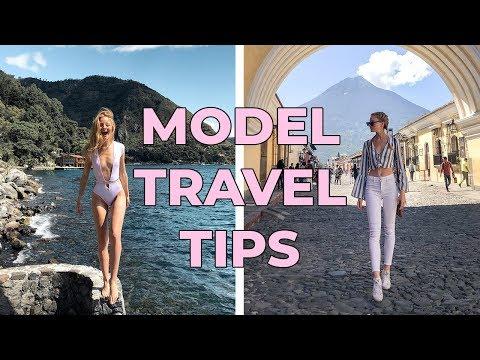 Guatemala Travel Vlog + model diet tips!