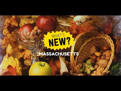 TV SHOW  What's New? Massachusetts holiday edition 2016