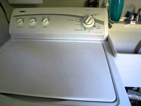 Kenmore Washer Spin Cycle Noise Youtube