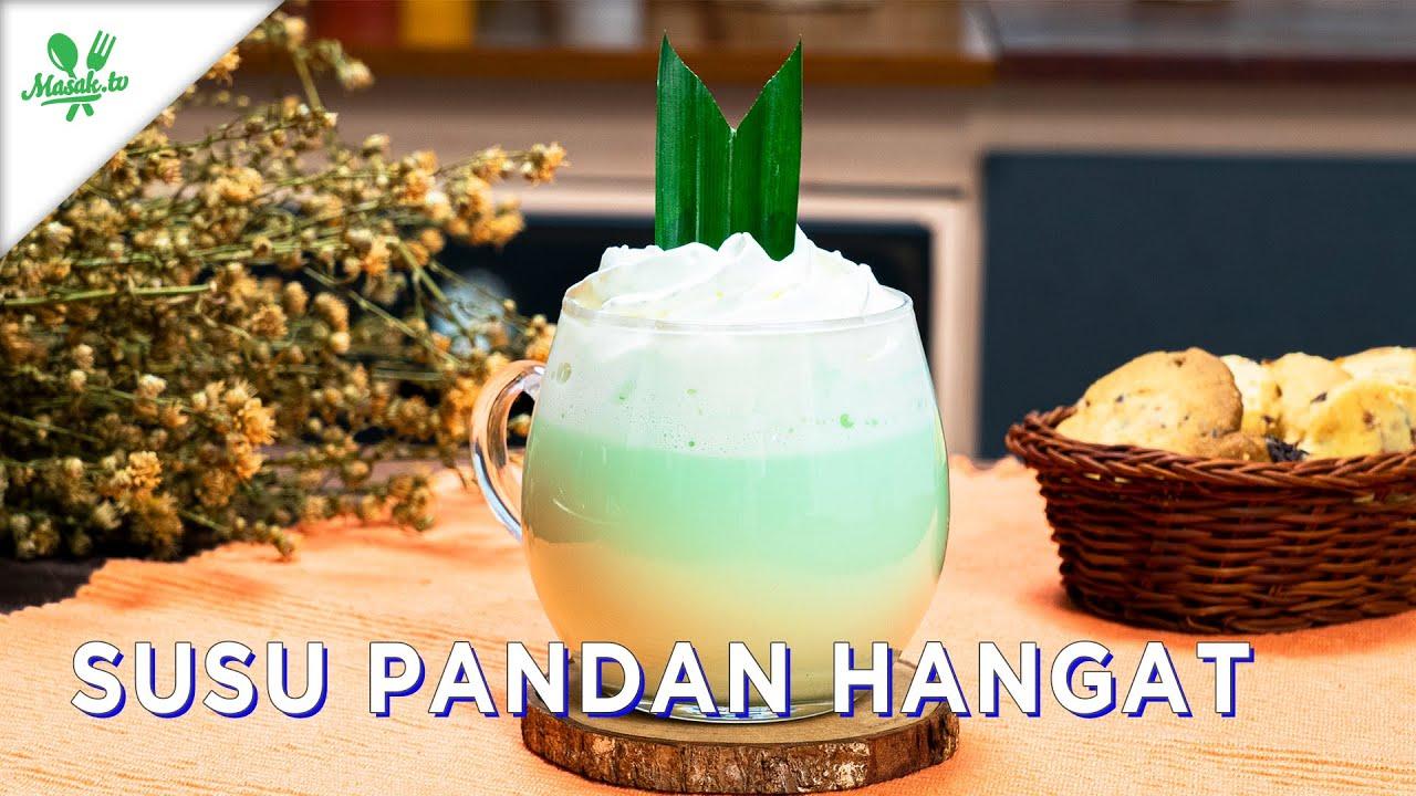 Susu Pandan Hangat