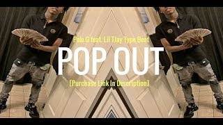 (FREE) Polo G feat. Lil Tjay Type Beat 2019 | Pop Out