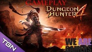 Gameplay - Dungeon Hunter 4