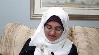 Shama'il Muhammadiya part 5 with Dr. Farah