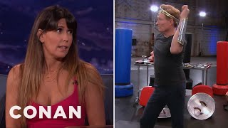 "Patty Jenkins Casts Conan In the ""Wonder Woman"" Sequel  - CONAN on TBS"