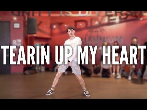 ARIANA GRANDE x *NSYNC Coachella - Tearin&39; Up My Heart  Kyle Hanagami Choreography