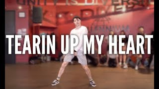 ARIANA GRANDE x *NSYNC Coachella - Tearin' Up My Heart | Kyle Hanagami Choreography Video