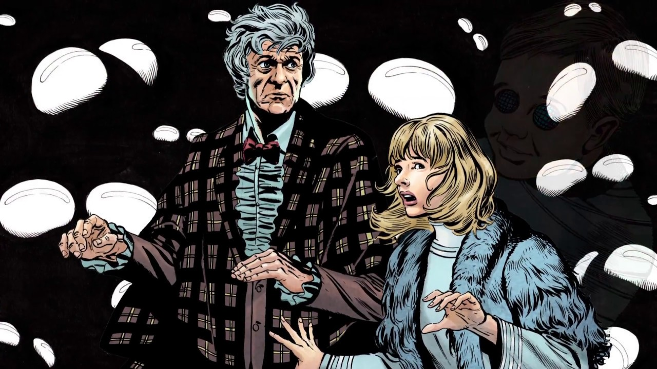 Doctor Who Infinity Story 2: The Orphans of the Polyoptra