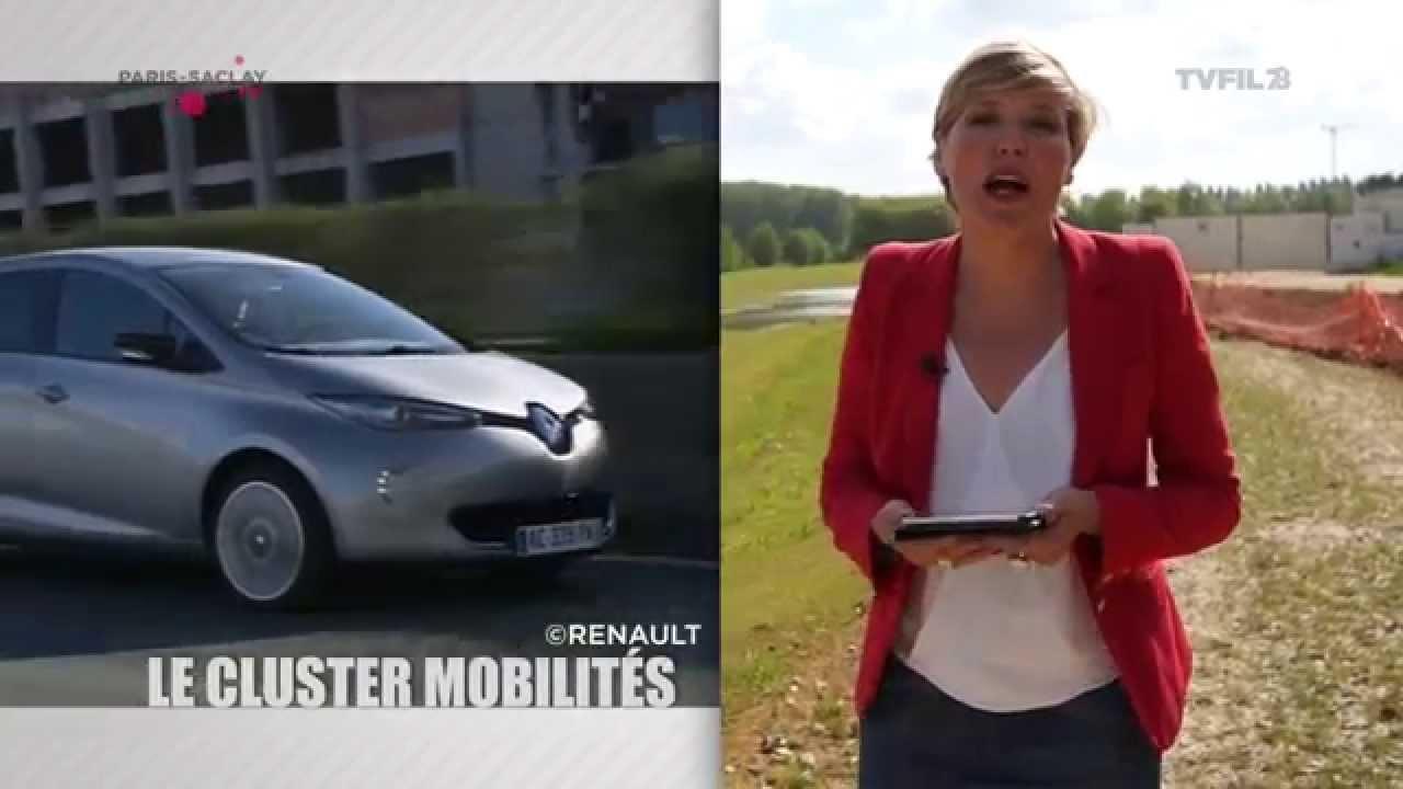 Paris-Saclay TV – Juin 2015