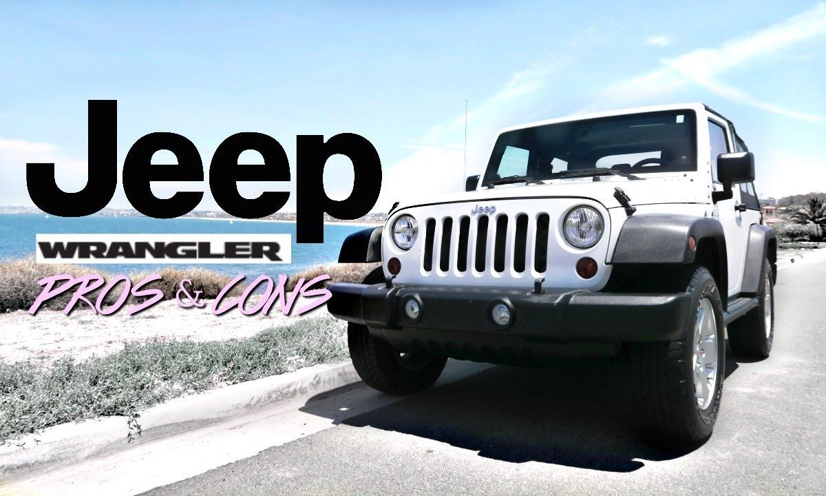 Jeep Wrangler Pros Amp Cons Youtube