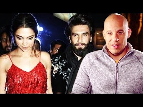 Vin Diesel CATCHES Deepika-Ranveer's RELATIONSHIP With Her Smile