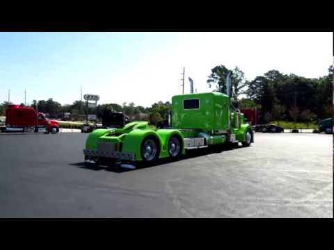 1986 PETERBILT 359EXHD For Sale - YouTube