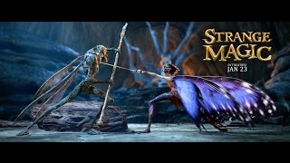 Strange Magic Official US Trailer