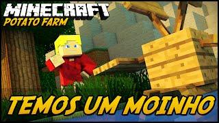 TEMOS UM MOINHO! POTATO FARM #24