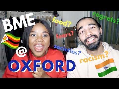OUR BME EXPERIENCES AT OXFORD | THIS IS MANI ft. MissVarz