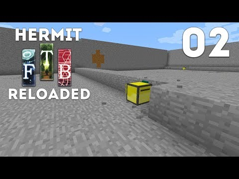 ►Hermits Reloaded - Ep. 2: TURTLE QUARRY! (Modded Minecraft 1.12)◄ | IJevin