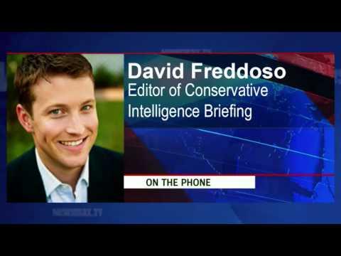 David Freddoso -- Editor of Conservative Intelligence Briefing and Washington Examiner columnist