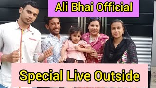 Live With ALI BHAI OFFICIAL