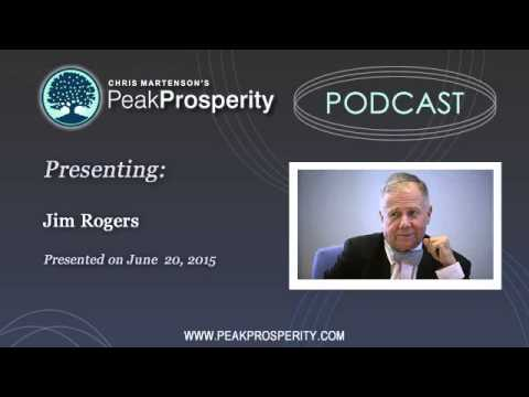 Jim Rogers: Turmoil Is Coming