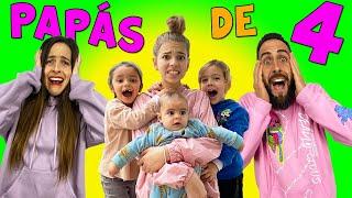 ADOPTAMOS UNA NIÑA Y EL DESEO DE INDY SE HACE REALIDAD - PAPÁS DE CUATRO | Familia Amiguindy