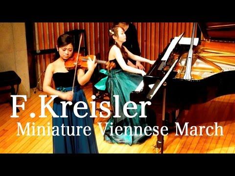 ElfenDuo- F.Kreisler: Miniature Viennese March