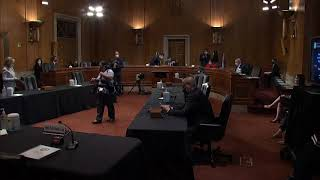 LIVE: Senate hearing on the right of citizens to peacefully assemble