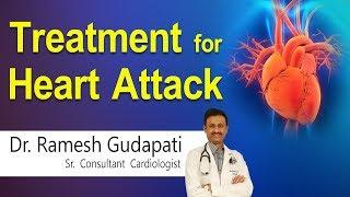Hi9 | Treatment for Heart Attack | Dr Ramesh Gudapati | Cardio…