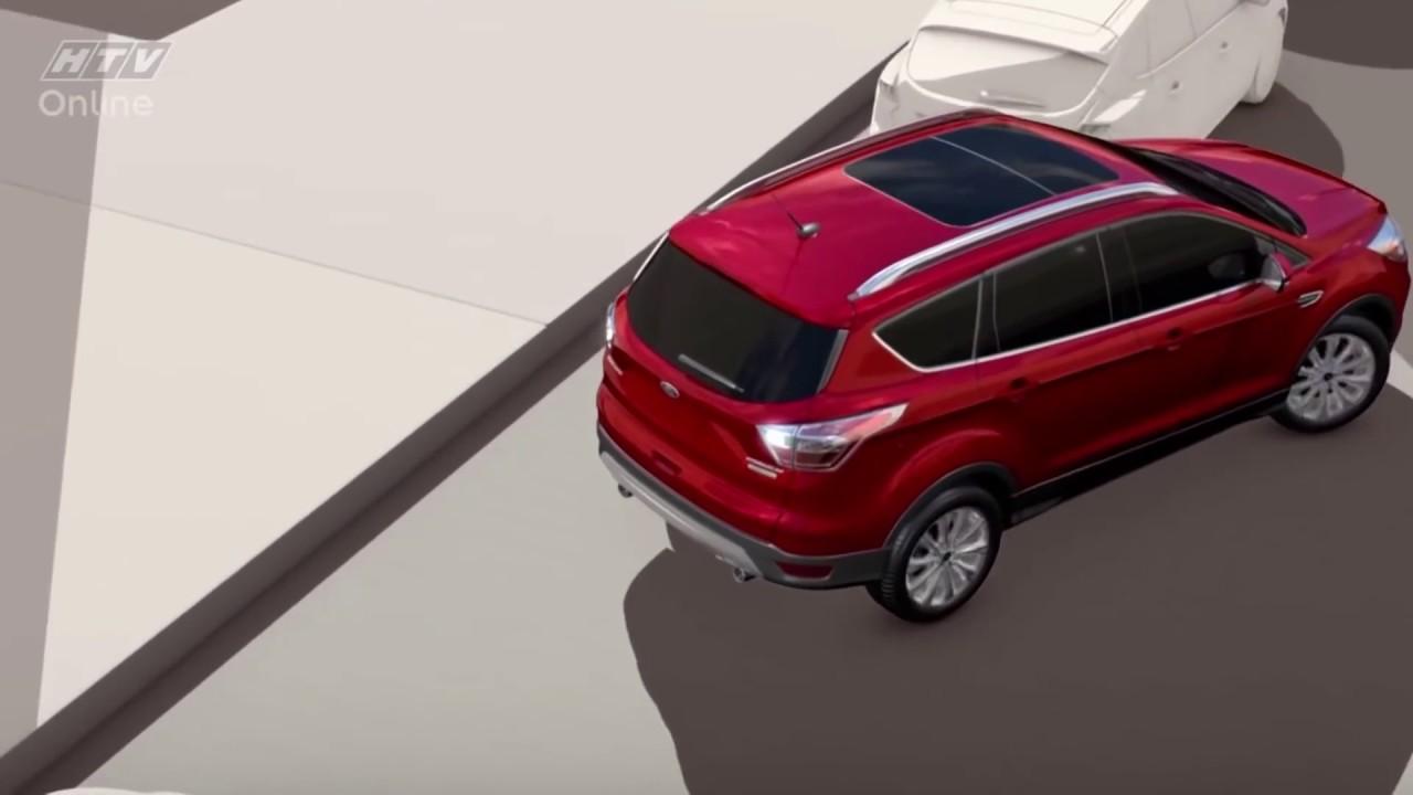 Công nghệ an toàn trên các mẫu xe Ford