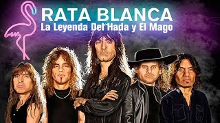 Rata Blanca - La Leyenda Del Hada y El Mago
