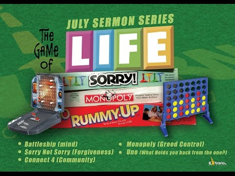 The Game of Life ~Monopoly ~ Greed Control