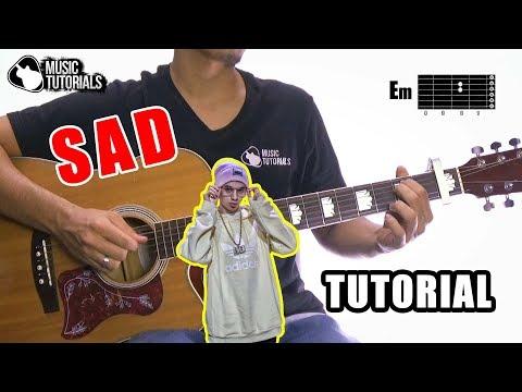 Cómo Tocar S.A.D De KHEA En Guitarra 💔 Tutorial + PDF GRATIS