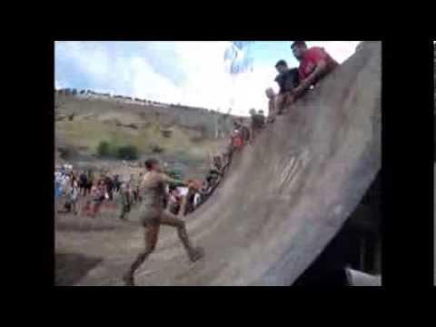 Awesome Rugged Maniac Final Wall